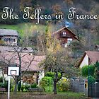 The Telfers in France by Caroline Telfer