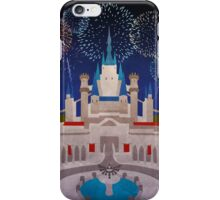 Experience Hyrule Castle Town iPhone Case/Skin