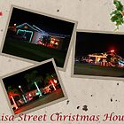3 Christmas Houses by Jason Fewins