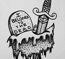 Belong To The Dead by Kato3717