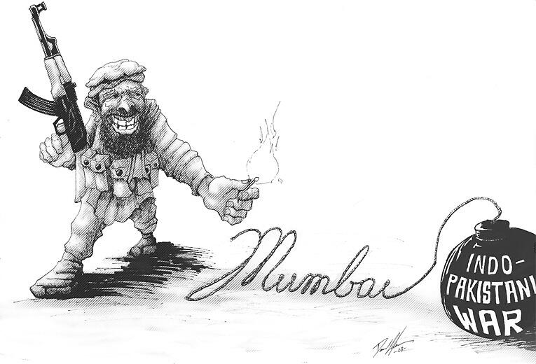 The Mumbai Trigger by liquidnerve