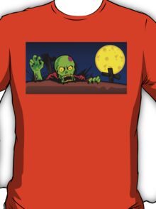ZOMBIE GHETTO OFFICIAL ARTWORK DESIGN T-SHIRT T-Shirt