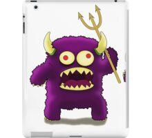 Monster Jam iPad Case/Skin