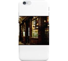 Corner Pub iPhone Case/Skin