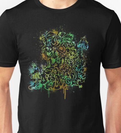 Wacky Words Unisex T-Shirt