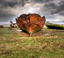 Fleetwood Marsh, Lancashire by Steve  Liptrot