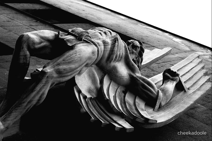 Icarus by cheekadoole