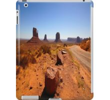 The Road In iPad Case/Skin