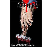 Vigil #2 Cover Photographic Print