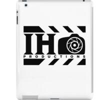 IH PRODUCTIONS BLK iPad Case/Skin