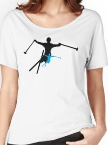 ski : shadowstance Women's Relaxed Fit T-Shirt