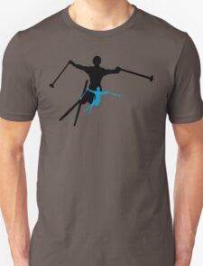 ski : shadowstance Unisex T-Shirt