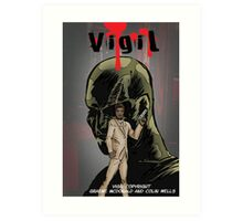 Vigil #1 Cover Art Print