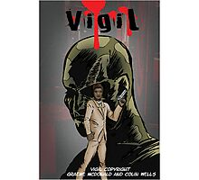 Vigil #1 Cover Photographic Print
