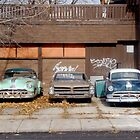 Old School Wheels by DavePlatt