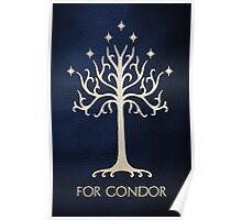 For Gondor (Clean) Poster