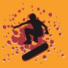 skateboard bubbles by asyrum