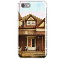 Historical mansion iPhone Case/Skin