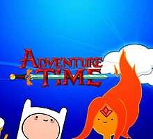 Adventure Time - Title by MindxCrush