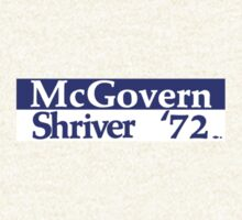 George McGovern Was the Democrat's nominee to take on Richard Nixon in 1972 by Keith Vance