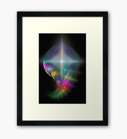 'We Are One...' Framed Print