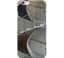 Corkscrew Staircase iPhone Case/Skin