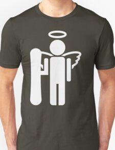 snowboard board angel  T-Shirt