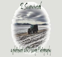 I Survived by The Photography of David Winge