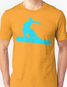 snowboard silhouettes T-Shirt