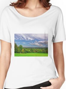 Beautiful English Countryside #2, Redhill, England Women's Relaxed Fit T-Shirt