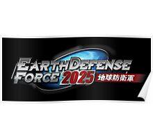 EDF Logo Poster