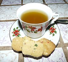Cookies and Tea by MaeBelle