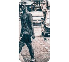 Ragged and pigeon iPhone Case/Skin
