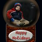 Happy Holidays by Darla  Logsdon