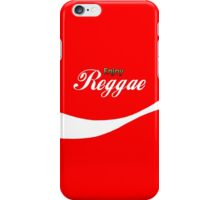 Enjoy Reggae iPhone Case/Skin