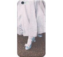 Cinderella's glass slipper iPhone Case/Skin
