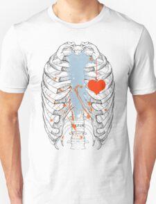Heart Starter Unisex T-Shirt