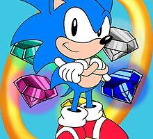 Sonic by BasedGojira