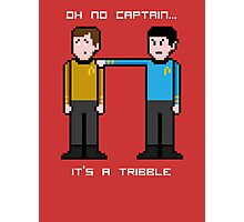 Tribble Trouble Photographic Print