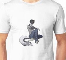 Casual Skunk Man Unisex T-Shirt