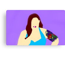 Mary Lambert Canvas Print
