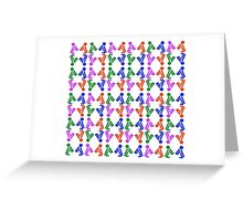 Release (UPDATE) Greeting Card
