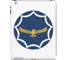 Roundel of the South African Air Force  iPad Case/Skin
