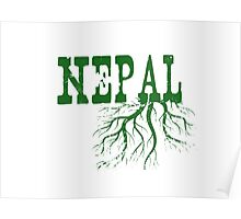 Nepal Roots Poster