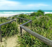 Old Bar Beach NSW 0001 by kevin chippindall