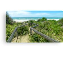 Old Bar Beach NSW 0001 Canvas Print