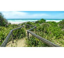 Old Bar Beach NSW 0001 Photographic Print