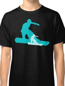 snowboard shadowstance Classic T-Shirt