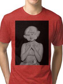 in heaven Tri-blend T-Shirt