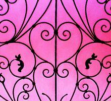 Purple door! by RatRace